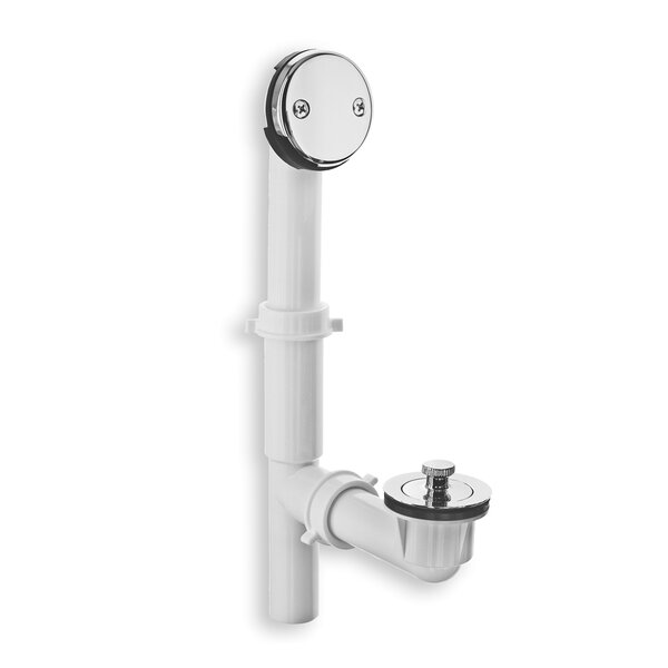Bath Waste  Lift and Turn Tub Drain by Danco