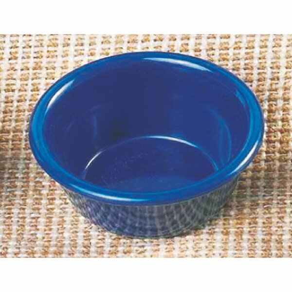 Round Melamine 3 Oz. Smooth Ramekin (Set of 12) by Thunder Group Inc.