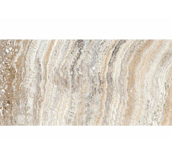 Laguna 12 x 24 Travertine Field Tile in Beige by Parvatile
