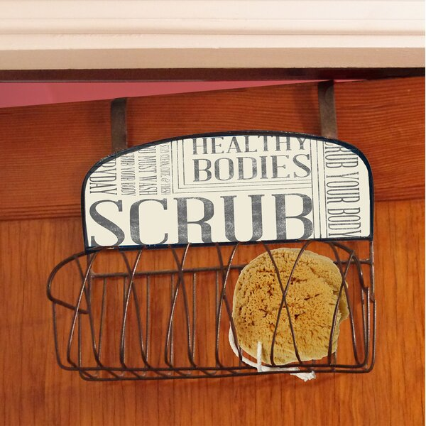 Scrub Over the Door Organizer by Stupell Industries