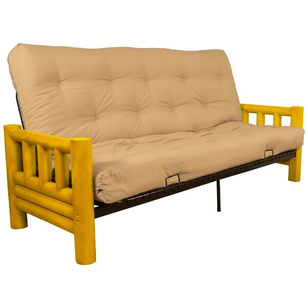 Espen Futon and Mattress by Millwood Pines