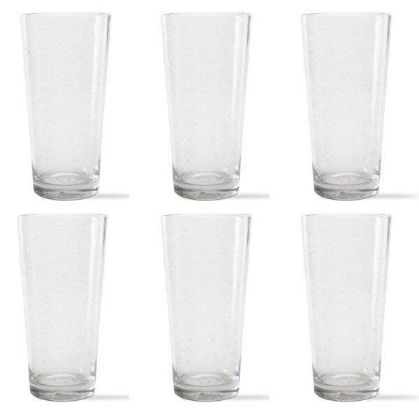 Tag Bubble Pub Glass (Set of 6) by TAG