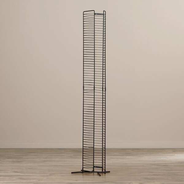 65 DVD Multimedia Storage Rack by Symple Stuff