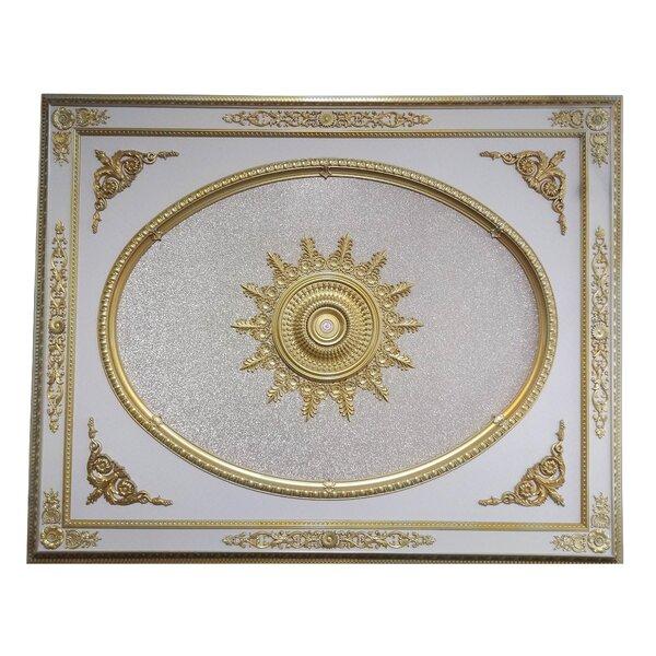 Rectangular Ceiling Medallion
