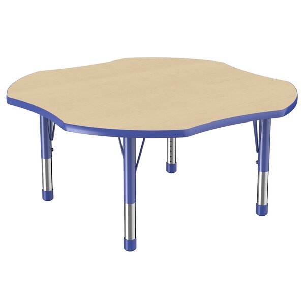 48'' x 48'' Novelty Activity Table by ECR4kids