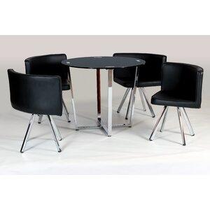 Essgruppe Lewis mit 4 Stühlen von Homestead Living