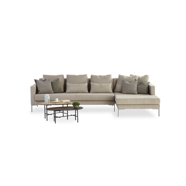 Josephine Modular Sectional by Orren Ellis