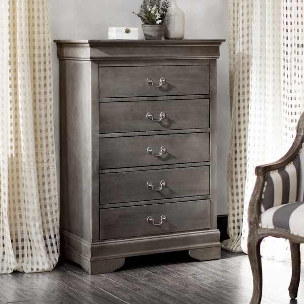 Lisle 5 Drawer Chest by L...