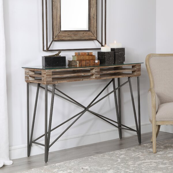 Belmont Console Table By Union Rustic