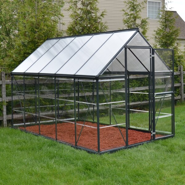 Hybrid 6 Ft. W x 10 Ft. D Greenhouse by Palram