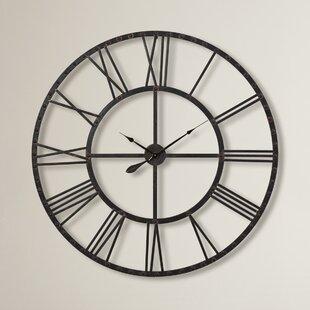 Oversized 44 5 Upton Wall Clock