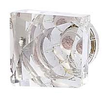 Crystal Knob (Set of 4) by Jubilee Collection