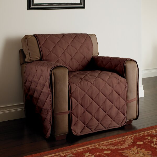 Duvig Box Cushion Armchair Slipcover by Red Barrel Studio