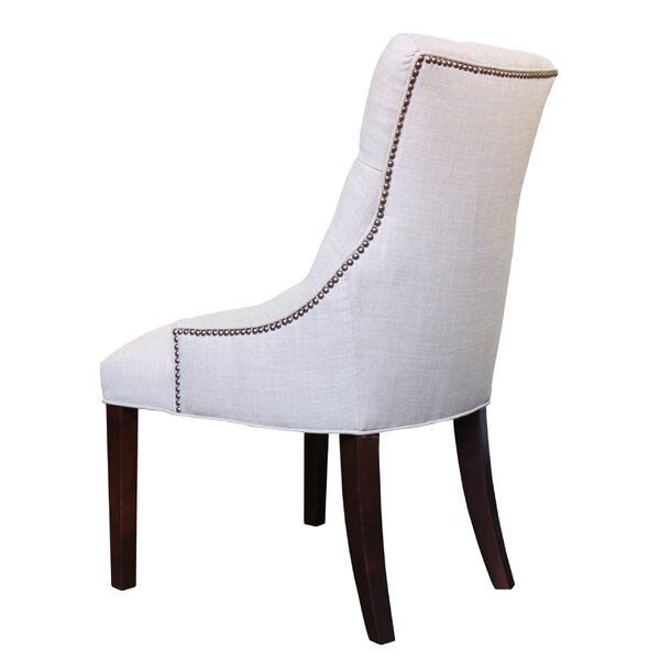 Edwin Upholstered Dining Chair By One Allium Way