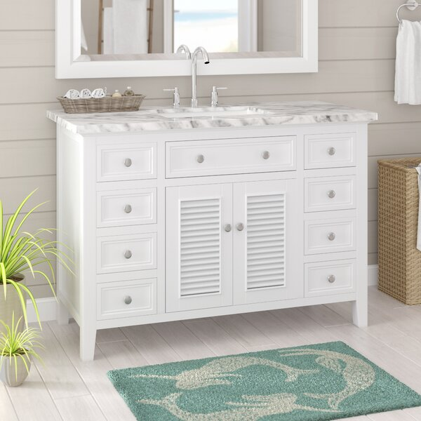 Richards 48 Single Bathroom Vanity Set by Beachcrest Home