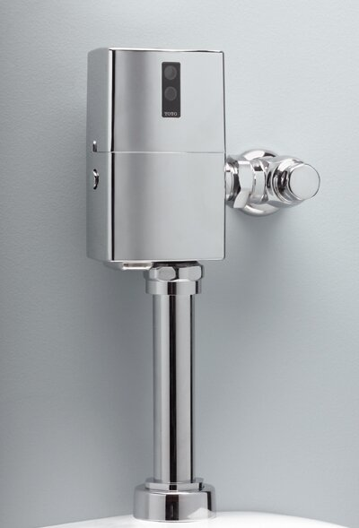 Exposed Eco 1.6 GPF EFV Toilet by Toto