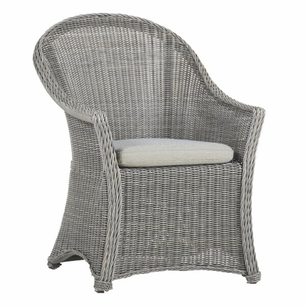 Regent Patio Dining Chair with Cushion by Summer Classics Summer Classics