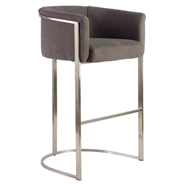 Delf 29.5 Bar Stool by Orren Ellis