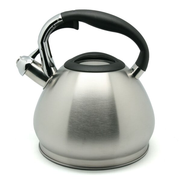 Triumph 3.5-qt Stainless Steel Tea Kettle by Creative Home