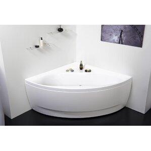 Corner Bathtubs You\'ll Love | Wayfair