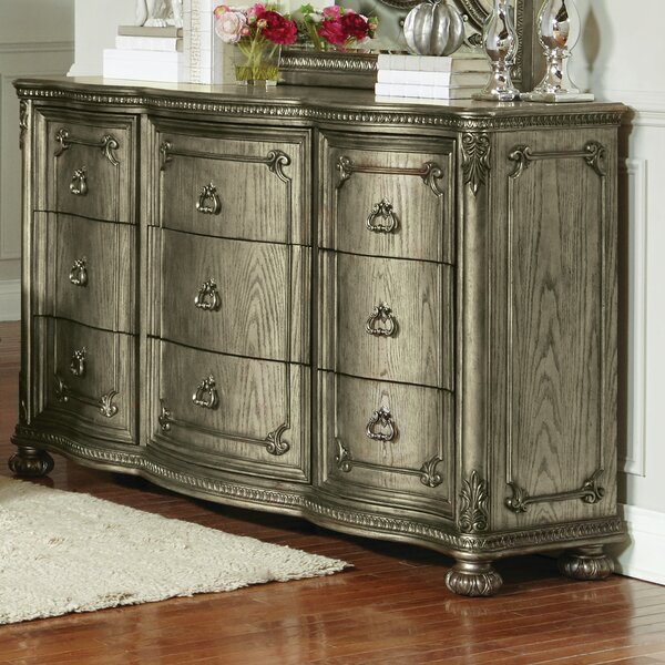 Liola 9 Drawer Standard Dresser by Astoria Grand