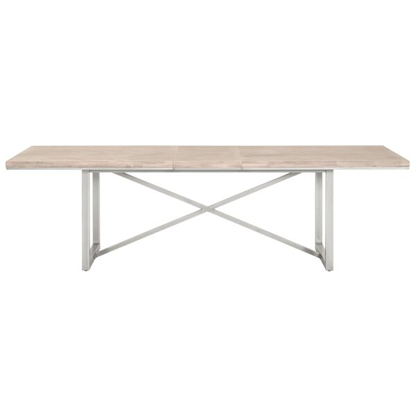 Mallett Extendable Dining Table by Union Rustic