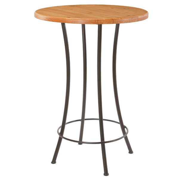 Chmura Bistro Counter Height Pub Table by Fleur De Lis Living