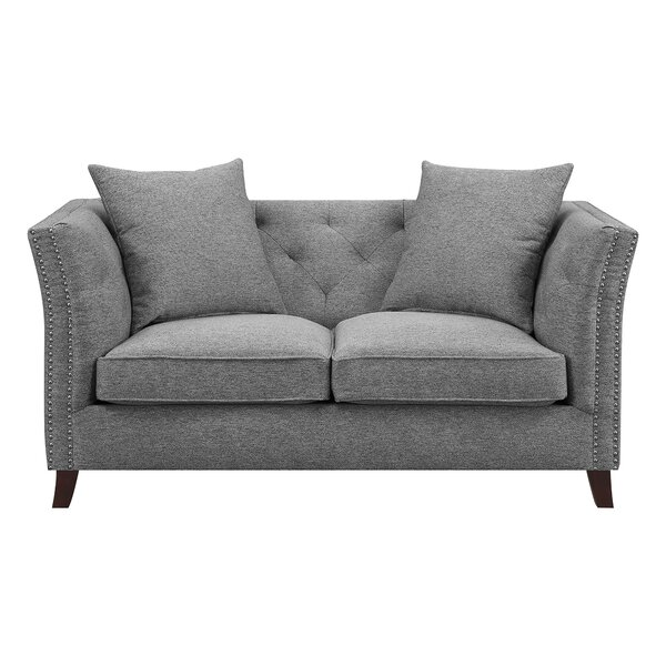 Trevino Loveseat by Everly Quinn