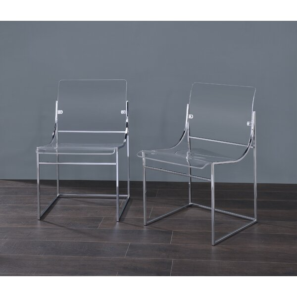 Dunlap Dining Side Chair (Set of 2) by Orren Ellis