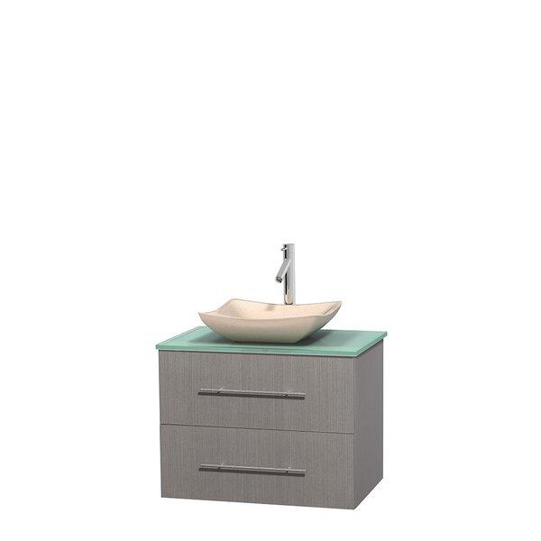 Centra 30 Single Bathroom Vanity by Wyndham Collection