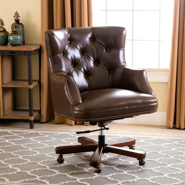 Xanthe Office Chair by Darby Home Co