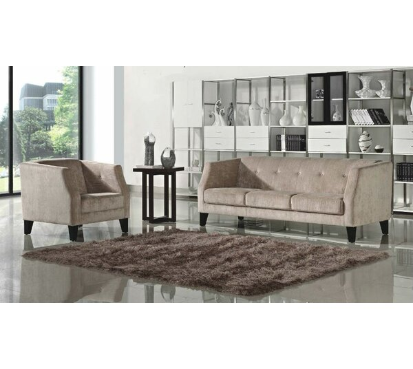 Mercer Configurable Living Room Set by DG Casa