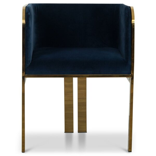 Kingpin Upholstered Dining Chair By ModShop ModShop