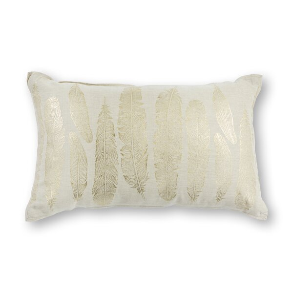 Garon Cotton Lumbar Pillow by Mercury Row