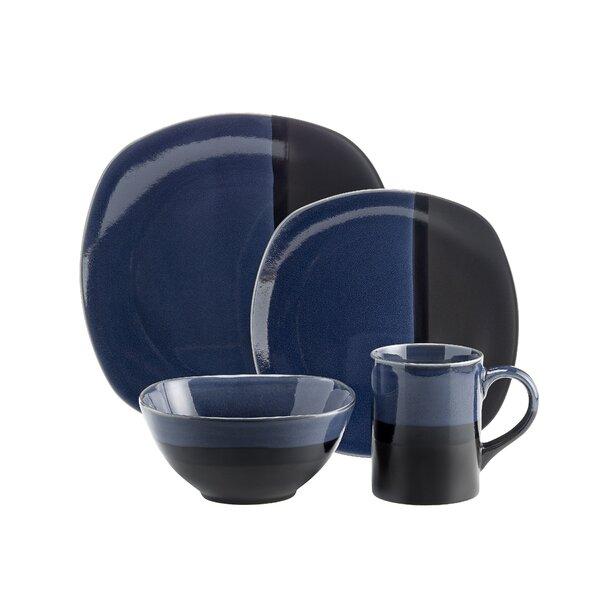 Millennium Park 16 Piece Dinnerware Set, Service for 4 by Ebern Designs