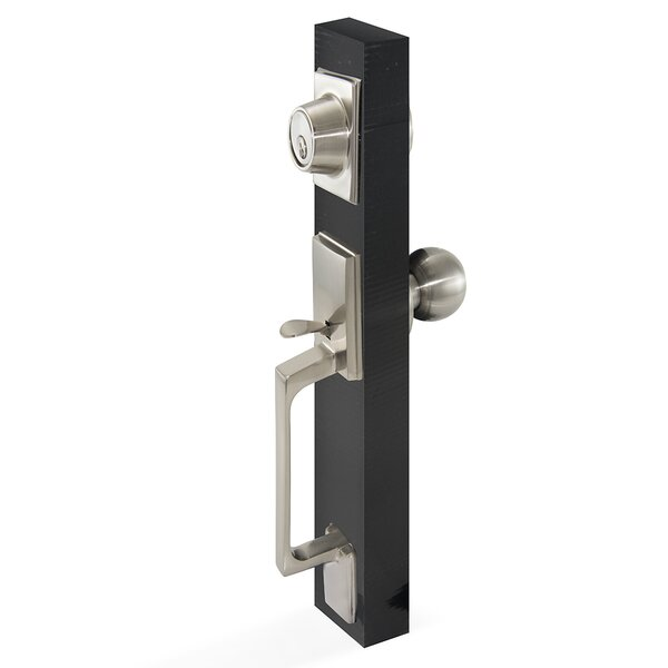 Manhattan Main Entrance Door Lock by Jako Design