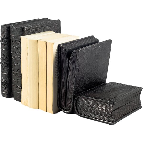 Bookends (Set of 2) by Alcott Hill