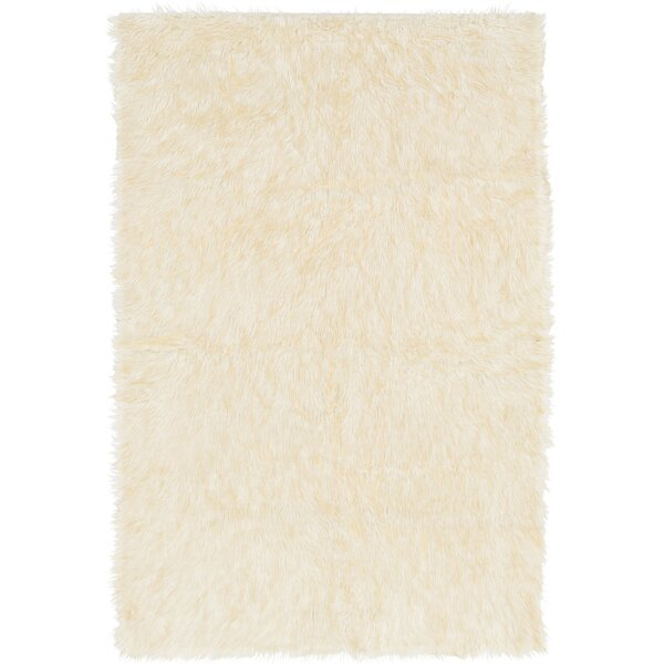 Barrymore Cream Area Rug by Mercer41