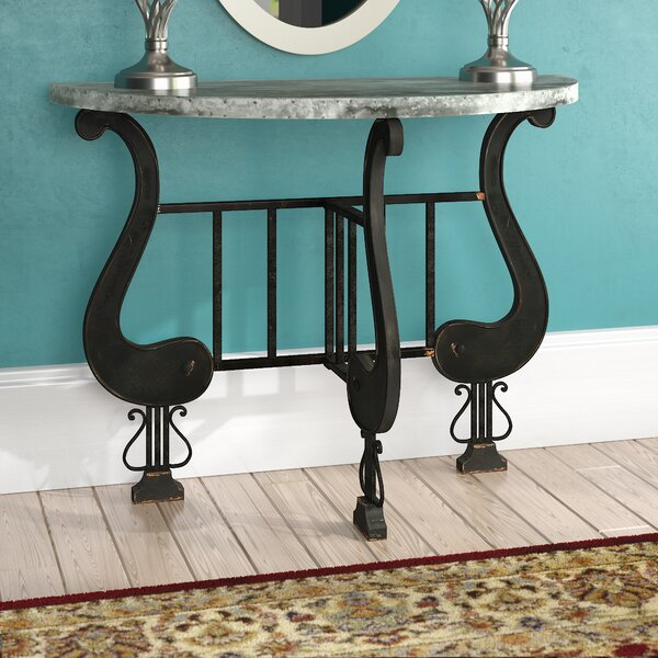 Queensbury Console Table By Alcott Hill