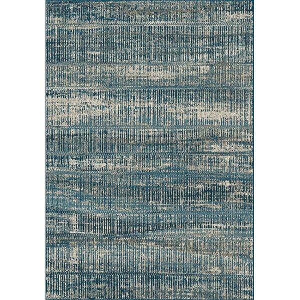 Cason Blue Area Rug by Wrought Studio