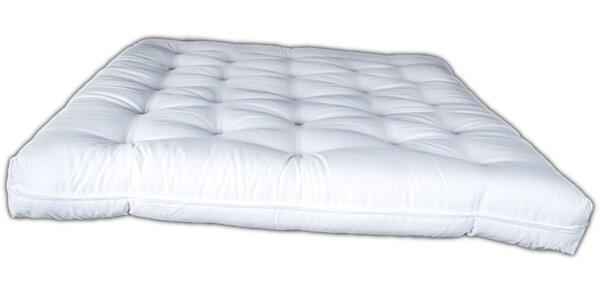 Geil Wool 6 Foam Core Couch Futon Mattress by Alwyn Home