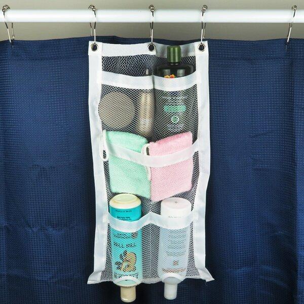 Bathroom Mesh Shower Organizer (Set of 2) by Evelots