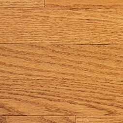 Color Plank 4 Solid Red Oak Hardwood Flooring in Golden Oak by Somerset Floors