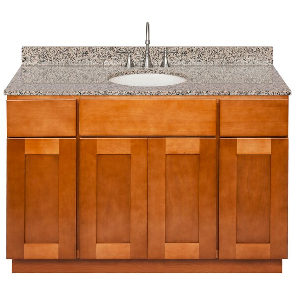 Straus 48 Single Bathroom Vanity Set by Winston Porter