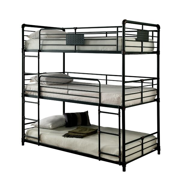 Chelvey Olga I Triple Bunk Bed by Isabelle & Max