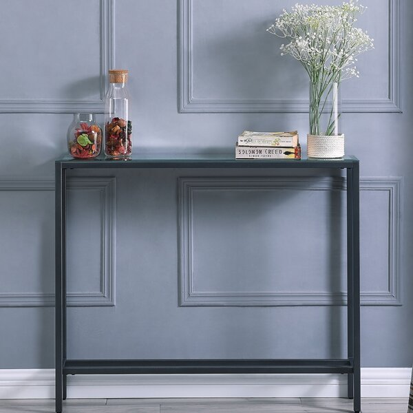 Coppock Narrow Console Table By Ebern Designs