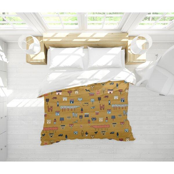 Mccullar Comforter Set