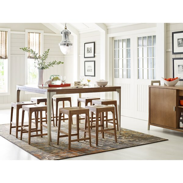 Hygge 9 Piece Pub Table Set by Rachael Ray Home