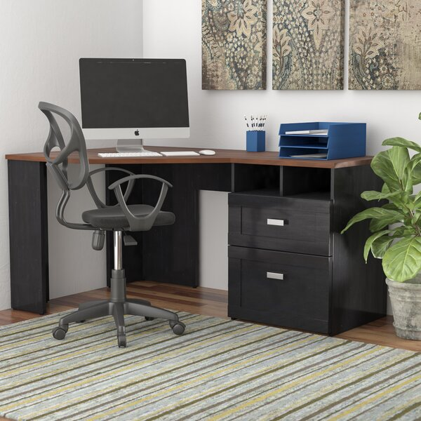 Fulbright Reversible Corner Desk by Latitude Run