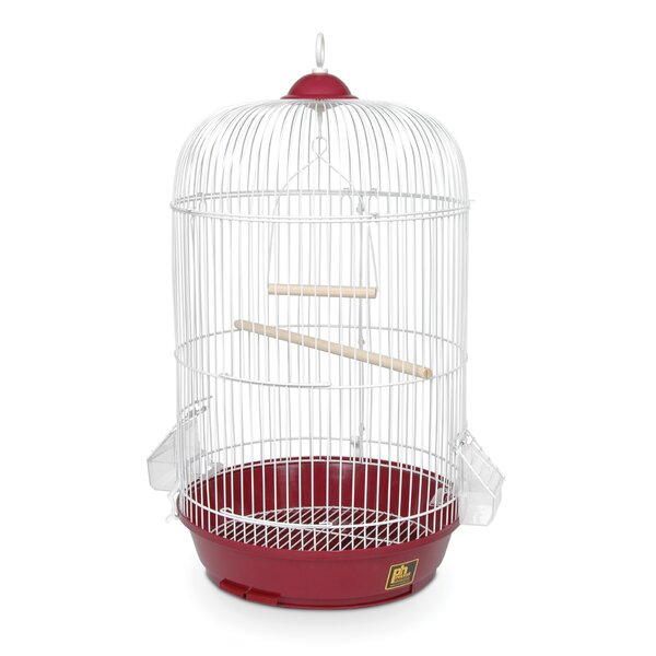 Classic Round Bird Cage by Prevue Hendryx